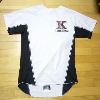 駒大苫小牧高校 野球部 ベースボールTシャツ 高校野球 甲子園 ユニフォーム(ウェア)