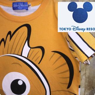 ディズニー(Disney)の《公式》東京ディズニーリゾート  パーク内販売 ニモTシャツ  サイズ110(Tシャツ/カットソー)