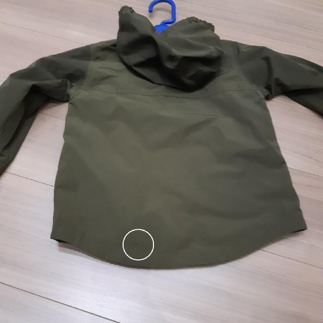 SHIPS(シップス)のマウンテンパーカー キッズ/ベビー/マタニティのキッズ服男の子用(90cm~)(ジャケット/上着)の商品写真