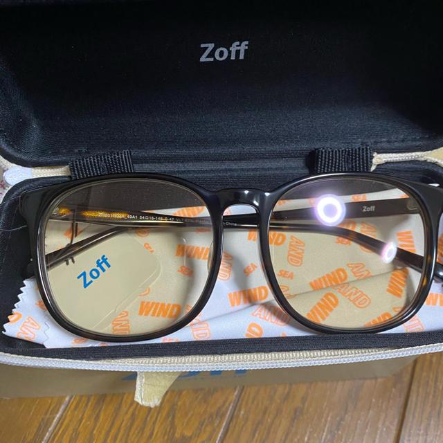 Supreme(シュプリーム)のwind and sea zoff サングラス キムタク supreme メンズのファッション小物(サングラス/メガネ)の商品写真