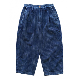 ポーター(PORTER)のPorter classic / Hawaiian denim pants M(デニム/ジーンズ)