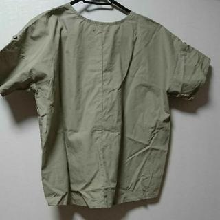 エージープラス(a.g.plus)のa.g.plus カーキー 半袖(Tシャツ(半袖/袖なし))