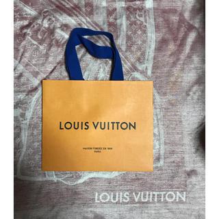 ルイヴィトン(LOUIS VUITTON)のルイヴィトン のショッパー(ショップ袋)