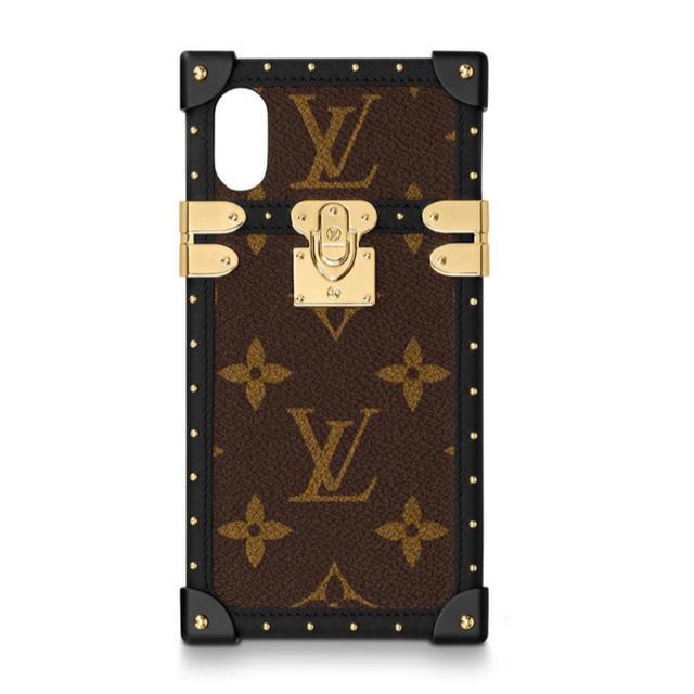 LOUIS VUITTON - ルイヴィトン LOUIS VUITTON iPhoneケース アイ・トランクの通販
