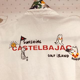 カステルバジャック(CASTELBAJAC)のカステルバジャックポロシャツ(ポロシャツ)