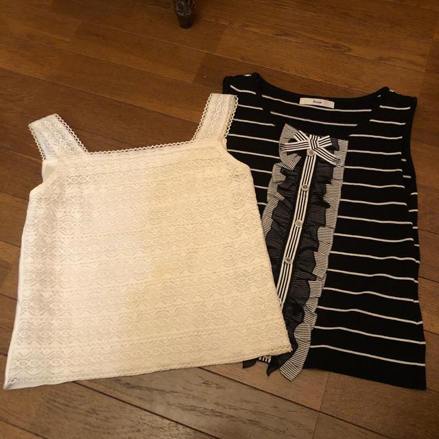 René(ルネ)のRene トップス セット レディースのトップス(カットソー(半袖/袖なし))の商品写真