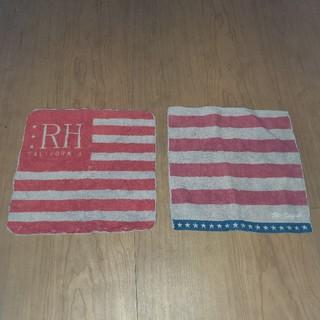 ロンハーマン(Ron Herman)のロンハーマン ハンカチ 星条旗(ハンカチ/ポケットチーフ)