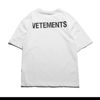 サンベットモン(saintvêtement (saintv・tement))のにこ様専用★vetements M(シャツ)