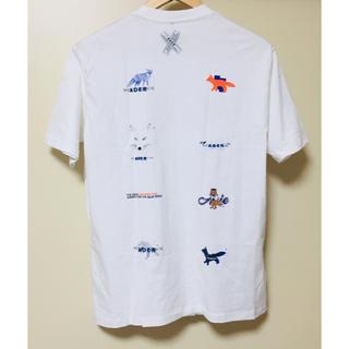 MAISON KITSUNE' - Ader Error × Maison Kitsune T-Shirt