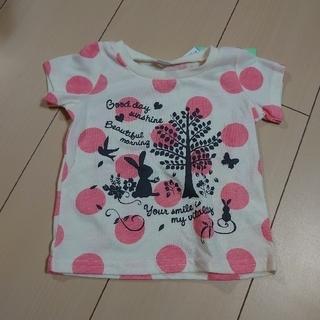 ★⑧ベビー服 Tシャツ 60〜70 女の子(Tシャツ)