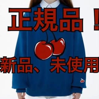 防弾少年団(BTS) - KIRSH 正規品 トレーナー 新品、未使用品 即購入OK!即日発送致します!