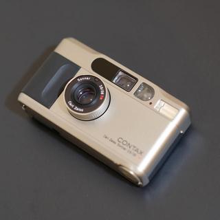 キョウセラ(京セラ)のCONTAX T2 極上美品(フィルムカメラ)