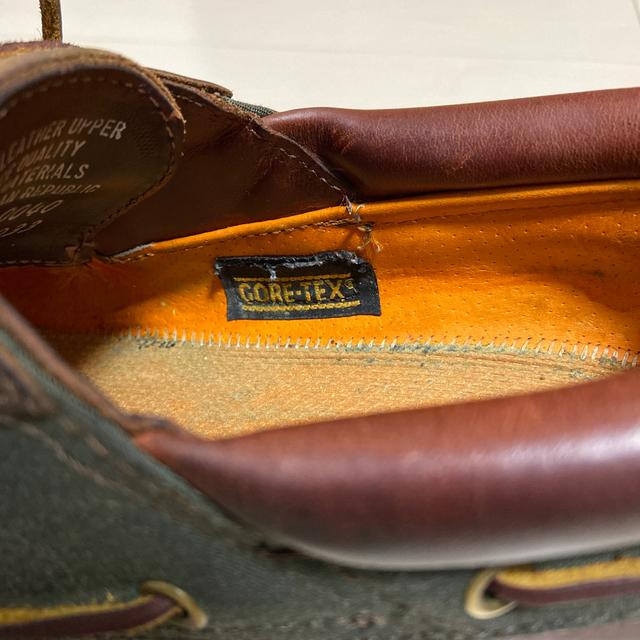 Timberland(ティンバーランド)のtimberland 3eye gore-tex メンズの靴/シューズ(ブーツ)の商品写真