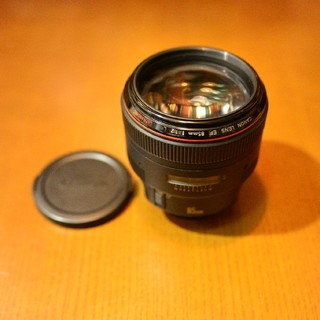 Canon - Canon EF85mm f1.2L USM  大口径 85mm f1.2