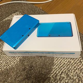 ニンテンドー3DS(ニンテンドー3DS)のNintendo 3DS  本体ライトブルー(携帯用ゲーム機本体)