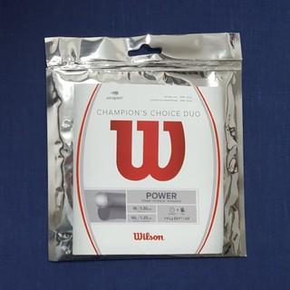 ウィルソン(wilson)のウィルソン チャンピオンズチョイス デュオ WRZ997900(その他)