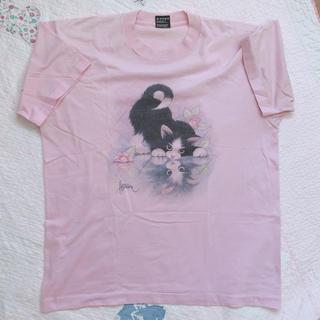 ロキエ(Lochie)のTシャツ バージンメリー  yakusoku flower spank! 古着(Tシャツ(半袖/袖なし))