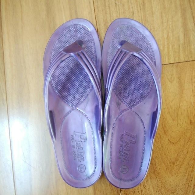 pearl(パール)のギョサン Lサイズ レディースの靴/シューズ(ビーチサンダル)の商品写真