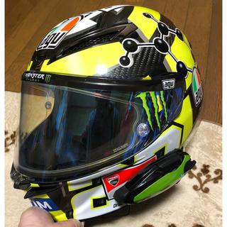 ドゥカティ(Ducati)のAGV PISTA GP R(ヘルメット/シールド)