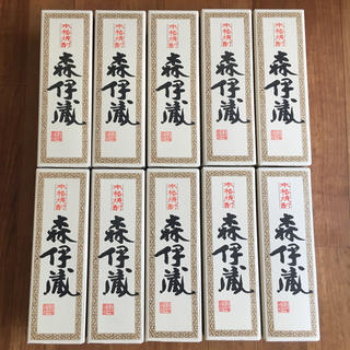 森伊蔵720ml × 10本(焼酎)