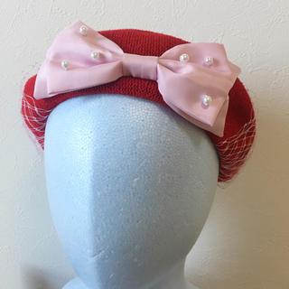 アンジェリックプリティー(Angelic Pretty)のサマーベレー(ハンチング/ベレー帽)
