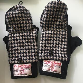 ハリスツイード(Harris Tweed)のハリスツイード⭐︎手袋(手袋)