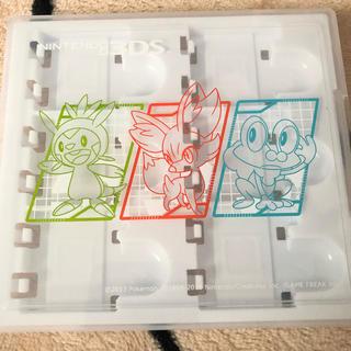 ポケモン - ポケモン 3DSカセット入れ
