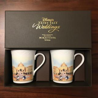 Disney - ディズニー ミラコスタ ナルミ ペアマグカップ 非売品