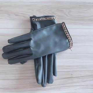 ザラ(ZARA)の【ZARA】上品グローブ(手袋)