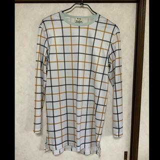 アクネ(ACNE)のAcne Studios ロングティー【最終価格】(Tシャツ/カットソー(七分/長袖))