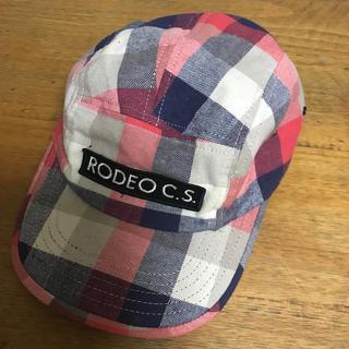 ロデオクラウンズ(RODEO CROWNS)の《送料込み》RODEO CROWNS キャップ ☆★(キャップ)