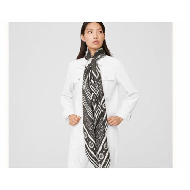 Hermes(エルメス)の希少 エルメス 2020年カシシル  新品 正規品 メンズのファッション小物(ストール)の商品写真