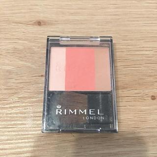 リンメル(RIMMEL)のリンメル チーク ハイライト シェーディング 004(チーク)