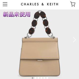 チャールズアンドキース(Charles and Keith)のCHARLES & KEITH  ハンドバッグ ショルダーバッグ(ハンドバッグ)