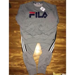 FILA - FILA セットアップ グレー