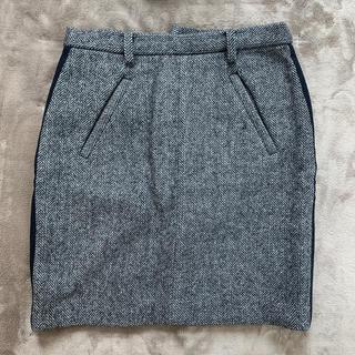 ジーヴィジーヴィ(G.V.G.V.)の台形スカート(ひざ丈スカート)