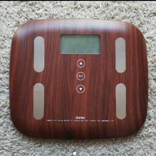 OMRON - ドリテック製 体重計