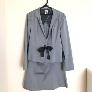 ミッシェルクラン(MICHEL KLEIN)のクリーニング済!ミッシェルクラン  スカート スーツ レディース XL(スーツ)