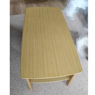 ニトリ - 棚付き こたつ テーブル