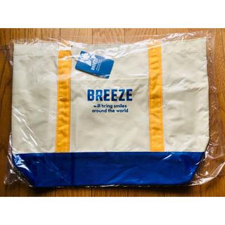 ブリーズ(BREEZE)のBREEZE トートバッグ ブリーズ エコバッグ 非売品(トートバッグ)