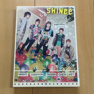 シャイニー(SHINee)のSHINee Replay-君は僕のeverything- 日本版 CD(K-POP/アジア)