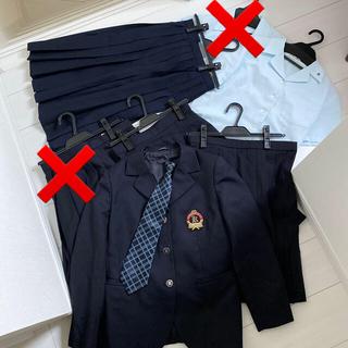 エル(ELLE)の制服まとめ売りELLE    TOMBOW学生服 (セット/コーデ)