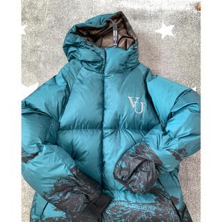 ヴァレンティノ(VALENTINO)のVALENTINO × Undercover down jacket(ダウンジャケット)