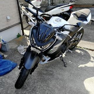 カワサキ - カワサキ Z250 ホワイト 低走行