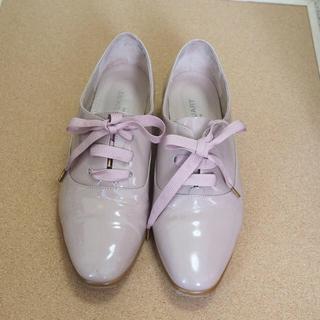 ジルスチュアート(JILLSTUART)のお値下げしました!JILLSTUARTの可愛い靴 23.5cm(ローファー/革靴)