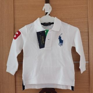 POLO RALPH LAUREN - RALPH LAUREN 85サイズ 長袖ポロシャツ