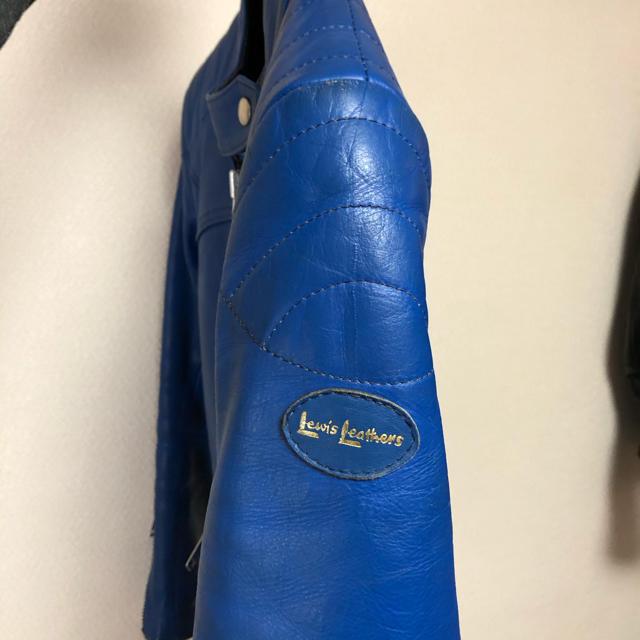 Lewis Leathers(ルイスレザー)のルイスレザー   ライダースジャケット 革ジャン メンズのジャケット/アウター(レザージャケット)の商品写真