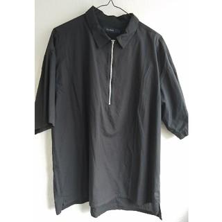 RAGEBLUE - ハーフZIPシャツ/796614