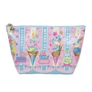 アンジェリックプリティー(Angelic Pretty)のIce Cream Parlorポーチピンクとミントセット(ポーチ)