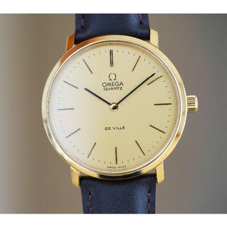 オメガ(OMEGA)の美品 オメガ デビル ゴールド メンズ Omega(腕時計(アナログ))